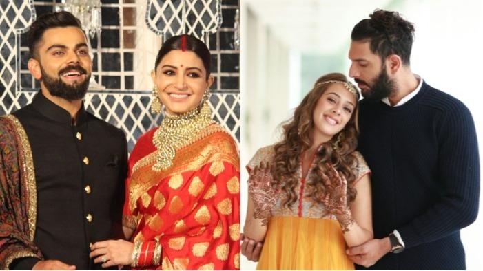 Virat Kohli-Anushka Sharma Wedding: See List of Other Famous Cricketer-Actress' Married Couples