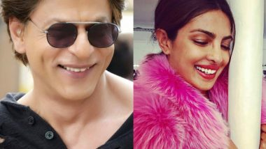 When Shah Rukh Khan Proposed to Priyanka Chopra Singing 'Marry Me'! Watch Video