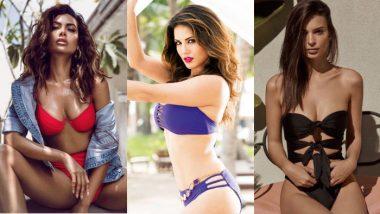 Sunny Leone, Emily Ratajkowski, Esha Gupta & 7 Other Hottest Women Who Set the Internet on Fire in 2017