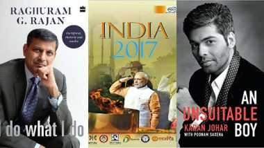Google Play Lists 'Best of 2017' Books: A Look at Top 5 Books Downloaded in India