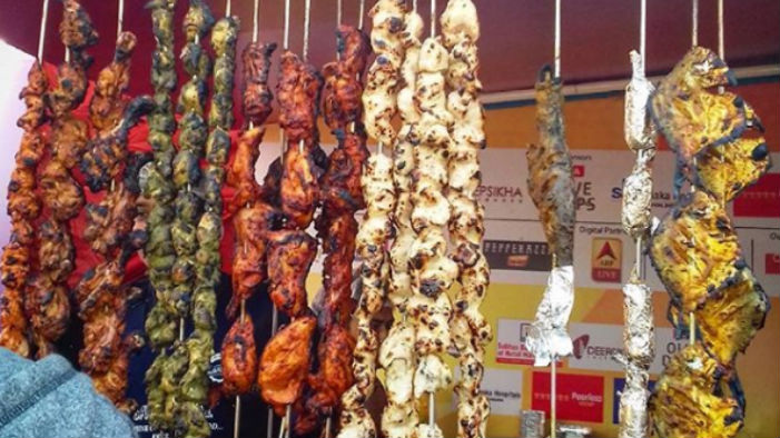 Odisha too had its share of carcass meat!