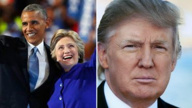 Barack Obama and Hillary Clinton Tops The 'Most Admired' Americans List Much to Donald Trump's Dismay