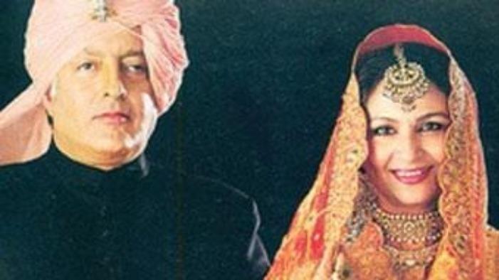 Mansoor Ali Khan Pataudi And Sharmila Tagore Marriage