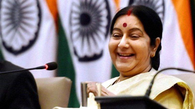 Human Trafficking Victim Rescued from Saudi Arabia, Thanks Sushma Swaraj