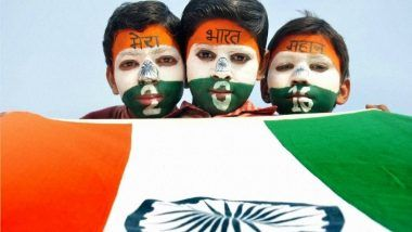 Happy Republic Day 2018: Patriotic Quotes, WhatsApp Messages, Facebook Status, & GIF Images to Wish on Indian National Festival