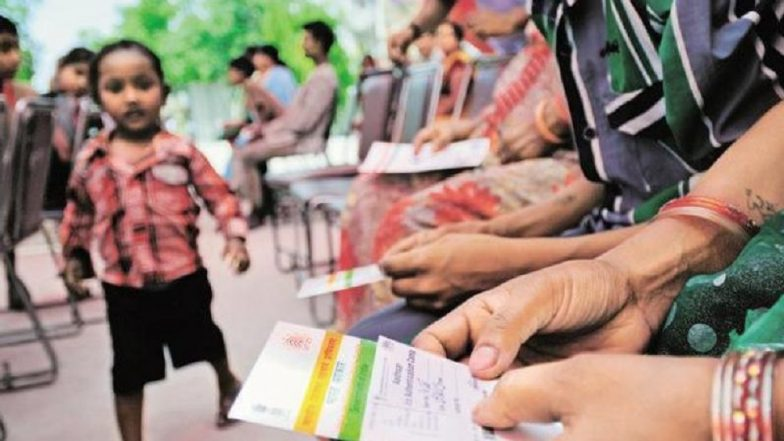Aadhaar not mandatory for enrolment of students in all India exams: SC