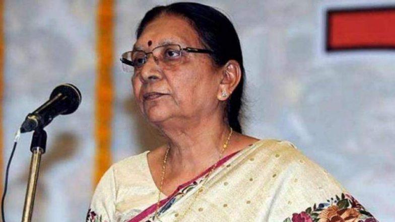 Anandiben Patel Motivates Female Students of Dr BR Ambedkar University, Says 'Strive for Gold Medal in Studies, Not Marriage'