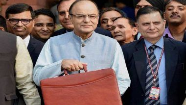 Arun Jaitley to Present Interim Budget on February 1, 2019