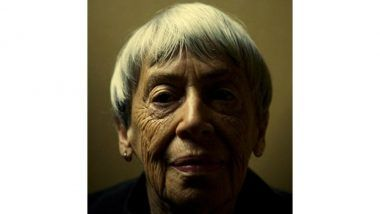 Ursula K Le Guin, One of the Greatest Science-Fiction and Fantasy Author Passes Away