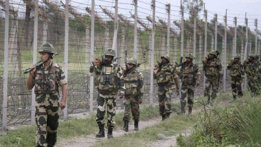 Jammu: BSF Jawan Goes Missing After Pakistan Launches Unprovoked Firing Along International Border