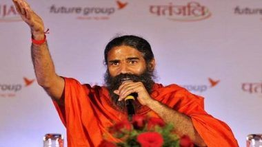 Ram Temple in Ayodhya: People Will Lose Faith in BJP If Mandir Is Not Built, Government Can Bring Ordinance, Says Baba Ramdev