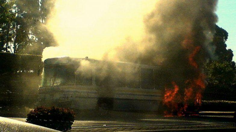 Collision Between Bus and Fuel Tanker Kills 19 in Iran