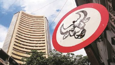 Sensex Descends 155 Points to Close at 38,667, Indiabulls Housing Finance Slumps Over 34 Per Cent