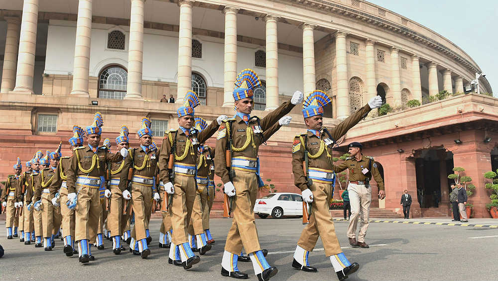 MHA Agrees to Grant Ration Money Allowance to CRPF Personnel up to Commandant Level