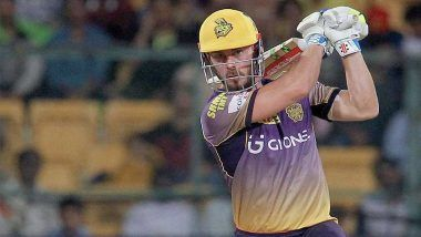 CPL 2020: Chris Lynn Trolled Mercilessly After Australian Scores 46-Ball 34 During Trinbago Knight Riders vs St Kitts and Nevis Patriots