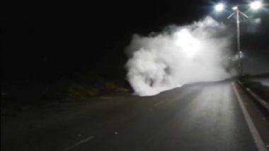 Maharashtra: Toxic Gas Leaks at Bhiwandi in Thane; No Casualty