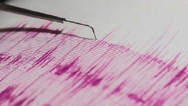 Earthquake Hits North India, Tremors Felt in Jammu and Kashmir