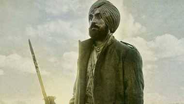 Sajjan Singh Rangroot Poster: Diljit Dosanjh's Heavily Bearded Look in World War Drama will Leave you Spell-bound