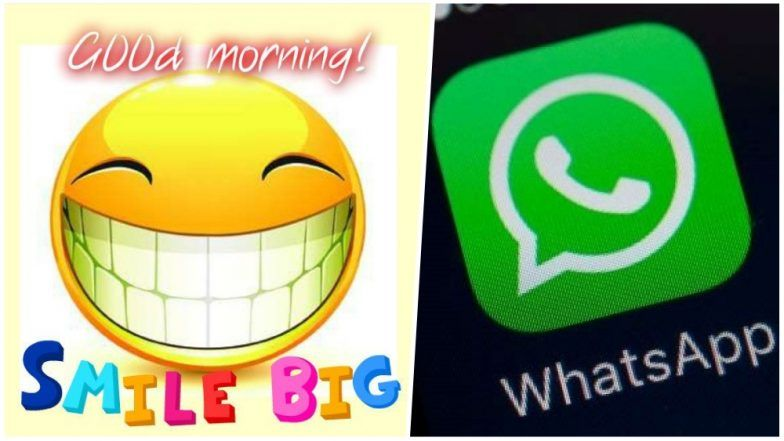 Love Sending Good Morning WhatsApp Messages? Google Blames India's Crazy Online Habit for Eating up Smartphone Space