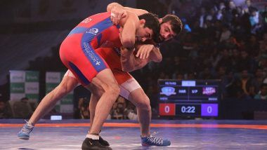 PWL 2018: Haryana Hammers Defeat Uttar Pradesh Dangal; Enters Final, to Clash With Punjab Royals for Title