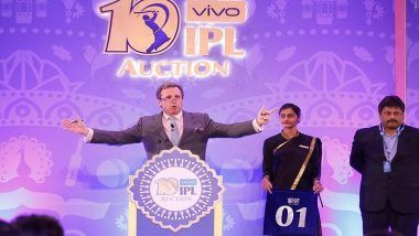 IPL 2020 Auction Date and Venue Announced: When and Where Indian Premier League Season 13 Auctions Will Take Place?