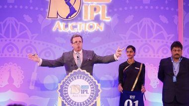 IPL 2018 Players Auction Schedule: Date, Time, Venue, Rules, Salary, Live Streaming and Telecast Details of 11th Indian Premier League