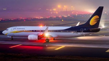 Jet Airways Crisis: Indian Oil Corporation Stops Fuel Supply to Cash-Starved Airline for Non-Payment For Brief Duration