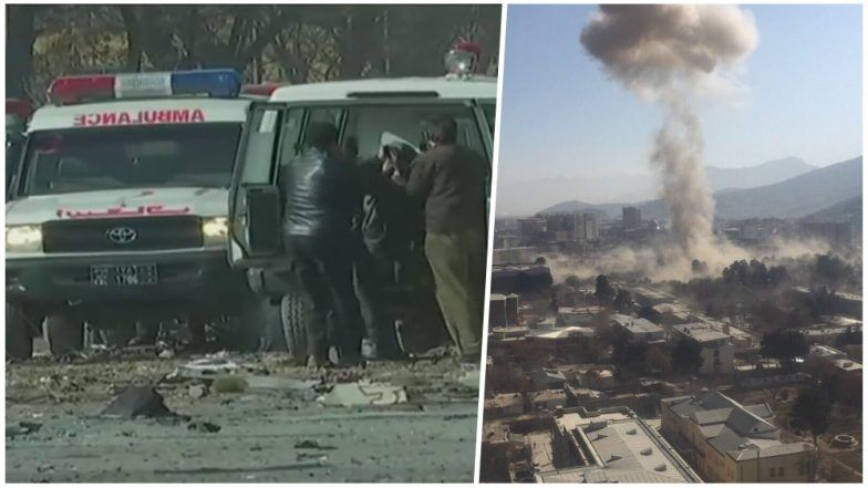 Taliban Claims Responsibility Kabul Truck Bomb Attack, Warns of More