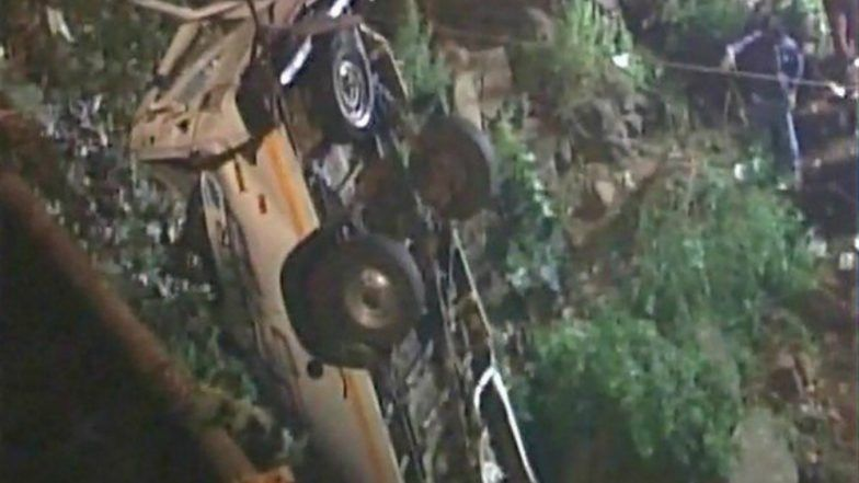 7 Killed, 27 Hurt as Bus Falls into 500-feet Deep Gorge in Tamil Nadu