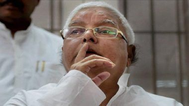 Lalu Prasad Convicted in 4th Fodder Scam Case by Ranchi Court, Jagannath Mishra Comes Out Clean