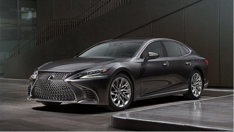 Lexus Launches Hybrid Sedan LS500h: Price in India to Start From Rs. 1.77 Crore