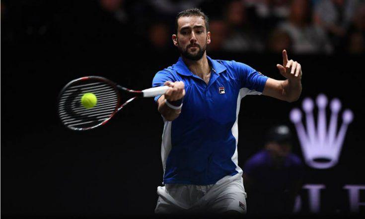 ATP Paris Masters 2018: Maric Cilic Defeats Grigor Dimitrov 7–6, 6–4; to Face Novak Djokovic in Quarters Finals