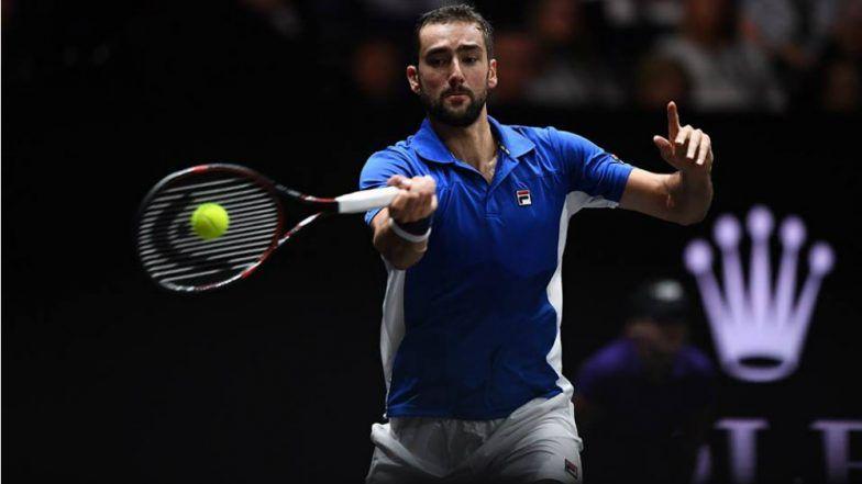 Davis Cup Final 2018: Croatian Marin Cilic Defeats France's Lucas Pouille, Claim Title for Second Time