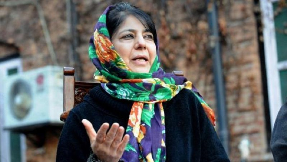 PDP Delegation To Meet Mehbooba Mufti in Srinagar on Monday, Two Months After Her Detention