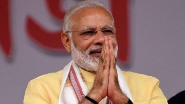Happy Birthday, PM Narendra Modi: As Prime Minister Turns 69, Birthday Wishes for Him Dominate Twitter India Top Trends