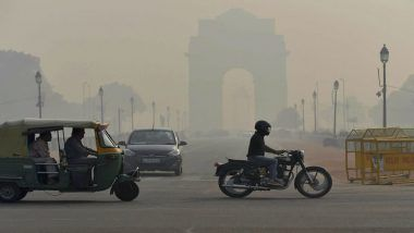 Fog Engulfs Delhi, 15 Trains Running Late Due to Low Visibility