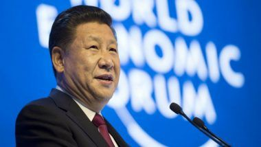 Chinese Paper Faked Report to Play up President Xi's Influence at 2018 World Economic Forum (WEF), Davos