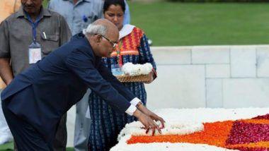 Martyrs' Day 2018: President Ram Nath Kovind and PM Modi Remember 'Bapu'