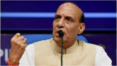 Rajnath Singh Holds High-Level Meeting on After IAF Destroyed JeM Terror Camp in Pakistan