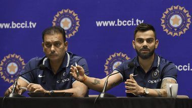 India vs England: This Team Never Gives Excuses of Conditions or Pitch, Says Head Coach Ravi Shastri