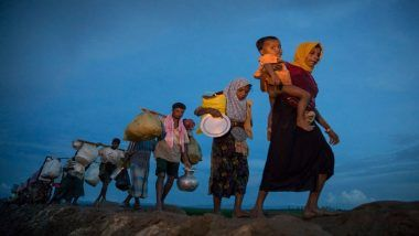 64 Per Cent Indians Don't Want Refugees in India