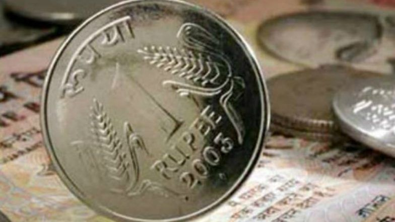 Indian Rupee Plunges to New Record-Low, Values 72.88 Versus the US Dollar
