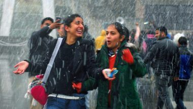 Himachal Pradesh Witnesses Heavy Snowfall and Rain, Two-Day Holiday Announced in Kullu and Shimla Schools
