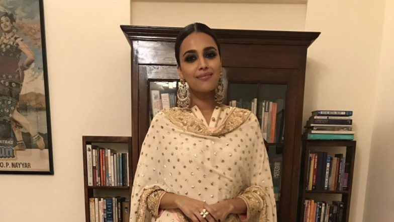 Swara Bhasker Tweets to Mumbai Police About a Twitter User's Harassment, Their Prompt Response Stuns Her