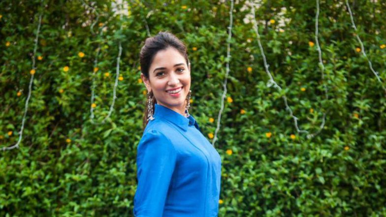 Bahubali Fame Tamannaah Bhatia Wants Audiences to Consider Her as a Newcomer - Here's Why