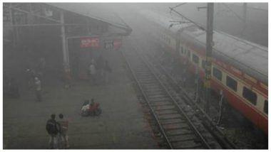 Delhi Winters: 18 Trains Delayed as Dense Fog Engulfs North India