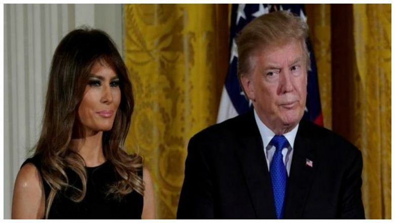 Donald and Melania Trump Celebrates a Quiet Wedding Anniversary