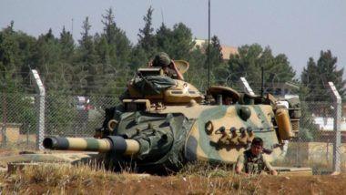 Turkish Military Kills over 550 Kurdish Militants and IS Terrorists in Syria