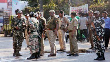Firing at Jammu & Kashmir DGP's Official Residence, Policeman Injured