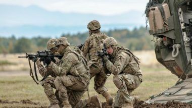 11 US Soldiers in South Korea Test COVID-19 Positive
